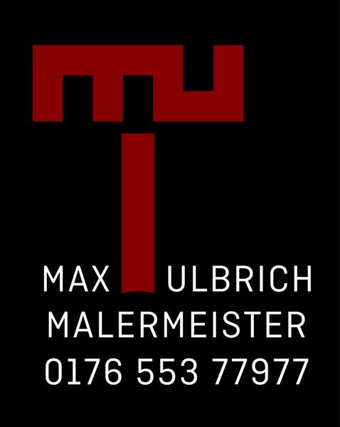 Malermeister Max Ulbrich